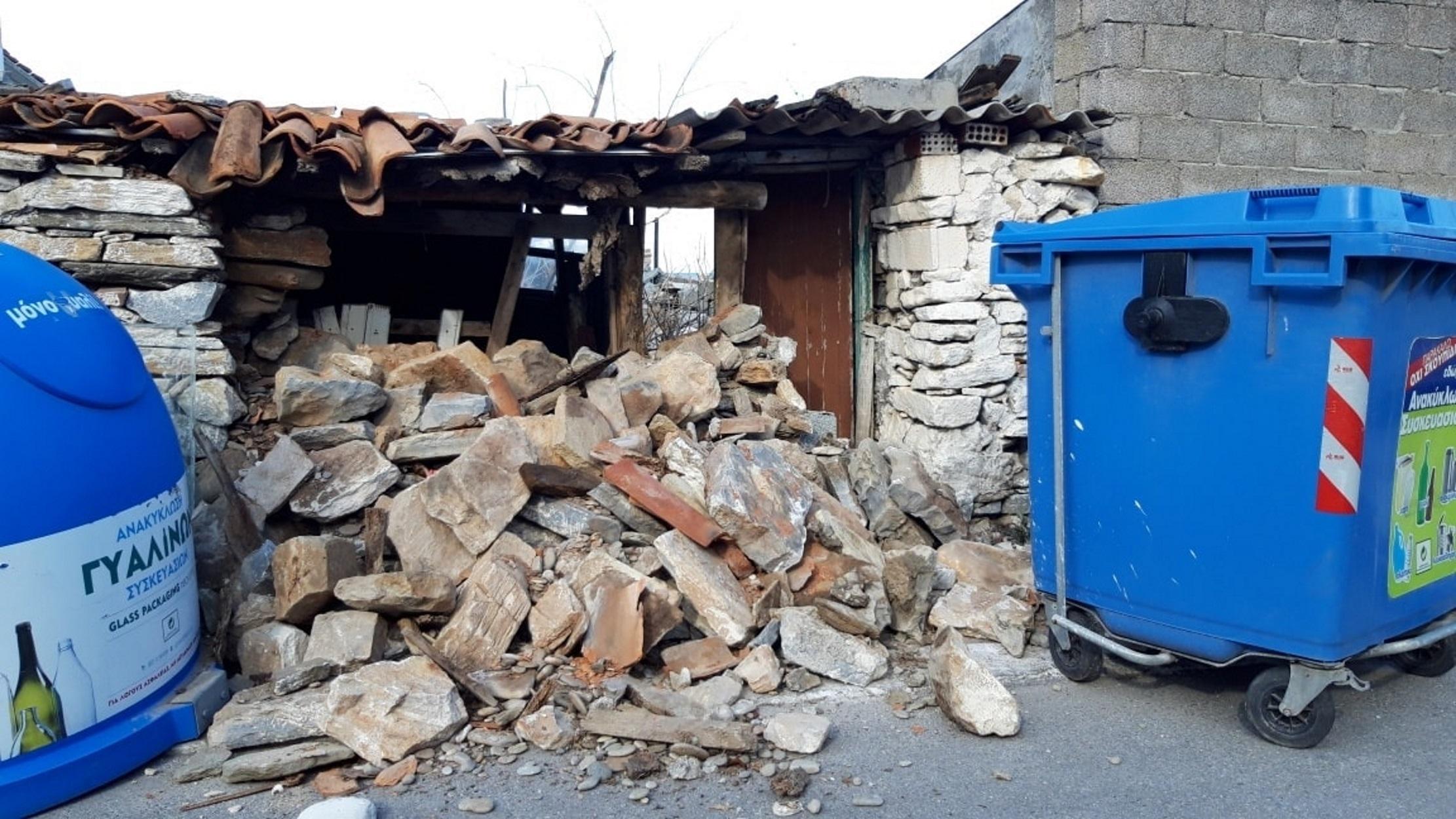 Πλήρης κάλυψη των ασφαλιστικών εισφορών σε επιχειρήσεις που επλήγησαν από το σεισμό του Οκτωβρίου