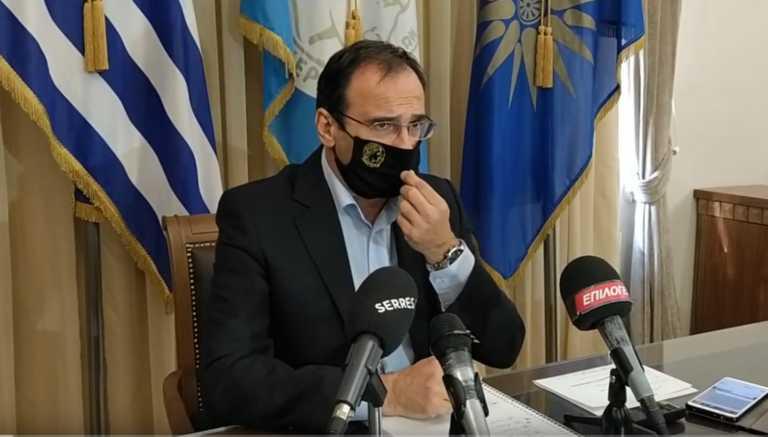 Κορονοϊός: Ένα βήμα πριν το lockdown οι Σέρρες! Ανησυχία για τη ραγδαία εξάπλωση της νόσου (Βίντεο)