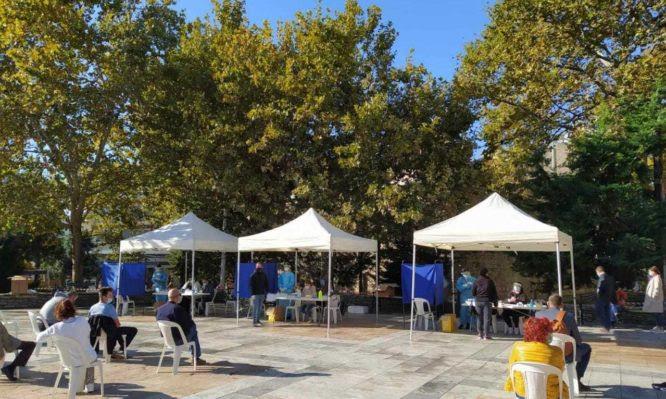 Κορονοϊός: Τι έδειξαν οι νέοι έλεγχοι του ΕΟΔΥ στις Σέρρες ανάμεσα σε 302 rapid τεστ