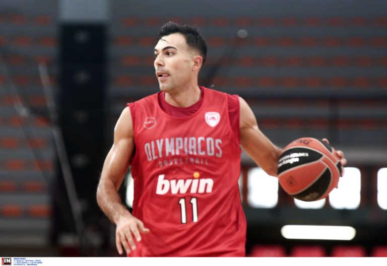 Ολυμπιακός – Ζαλγκίρις LIVE: Με Χαραλαμπόπουλο βασικό οι Πειραιώτες!
