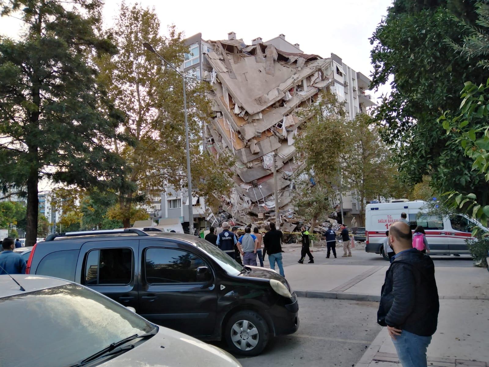 """Σεισμός στη Σάμο – Σμύρνη: """"Δεν έχουμε ξαναζήσει κάτι τέτοιο"""" – Συγκλονιστική μαρτυρία στο newsit.gr"""