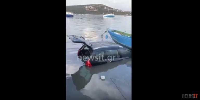 """Σεισμός: """"Πνίγηκε"""" το Σεφεριχισάρ – Video ντοκουμέντο από τη Σμύρνη"""