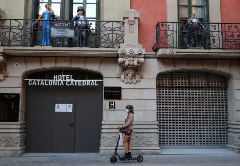 Κορονοϊός: Την επιβολή κατάστασης έκτακτης ανάγκης ζητούν ισπανικές επαρχίες από την κυβέρνηση