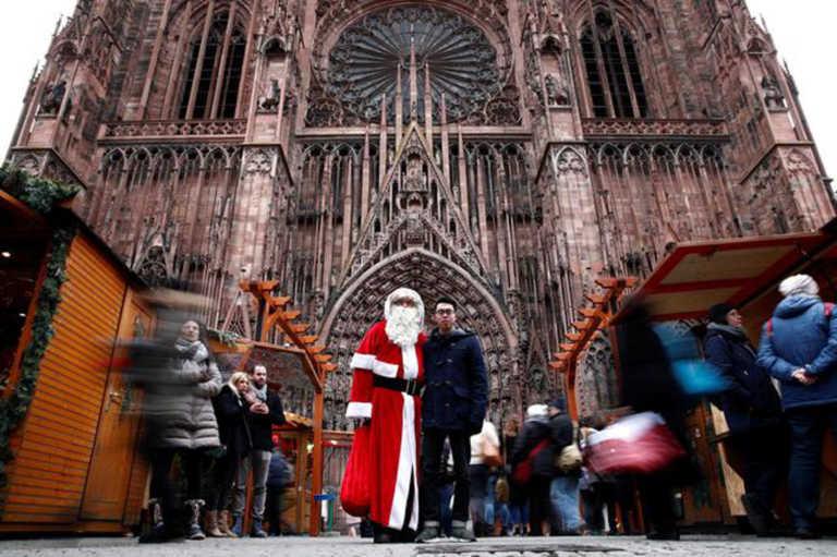 """Χωρίς χριστουγεννιάτικη αγορά φέτος το Στρασβούργο! """"Παύση"""" σε παράδοση 450 ετών"""