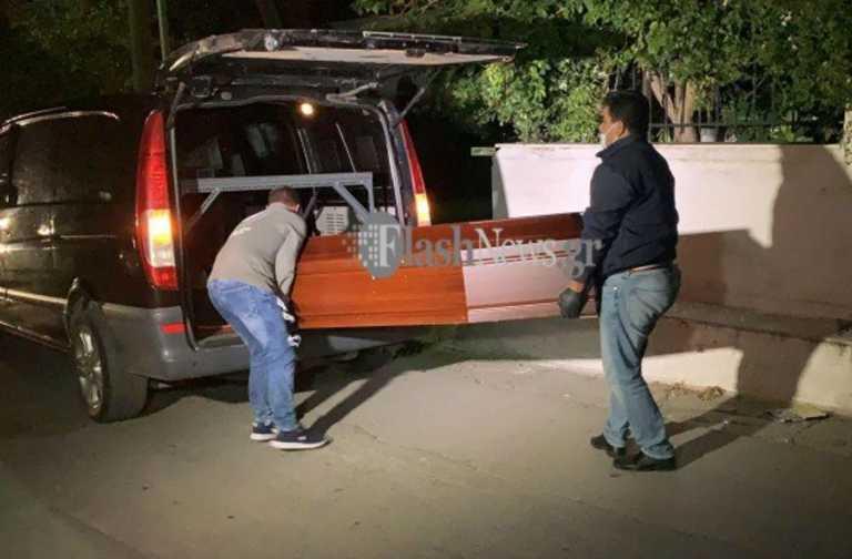 Χανιά: Στραγγαλισμένος με πουκάμισο μέσα σε βαλίτσα! Νέα στοιχεία για τη διπλή δολοφονία (Φωτό)