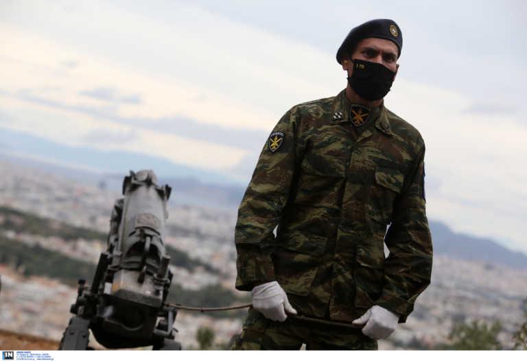 Οι Ένοπλες Δυνάμεις ρίχνονται στη μάχη κατά του ιού! Τεστ για όλους από την επόμενη ΕΣΣΟ