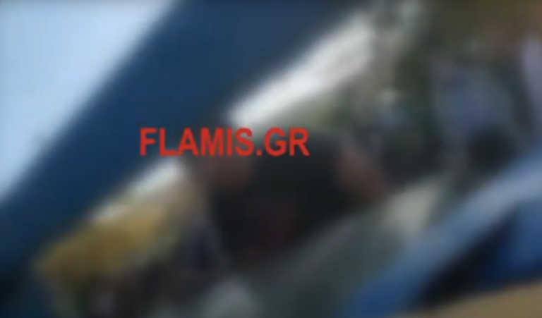 Πάτρα: Χαμός σε σχολείο υπό κατάληψη! Γονιός επιτέθηκε σε μαθητές (video)