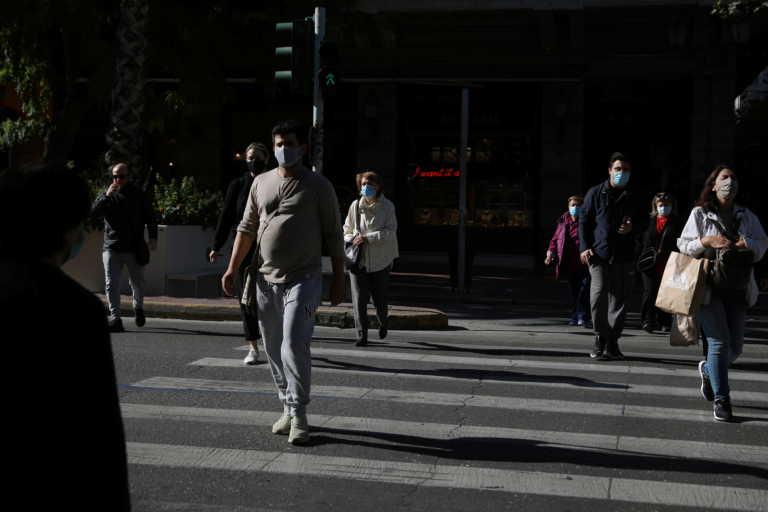 Κορονοϊός: «Πρωτιά» για το κέντρο της Αθήνας στα μεταλλαγμένα κρούσματα