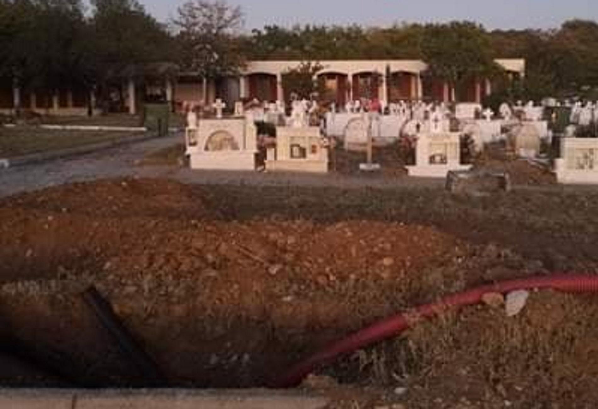 τάφοι στη Θεσσαλονίκη