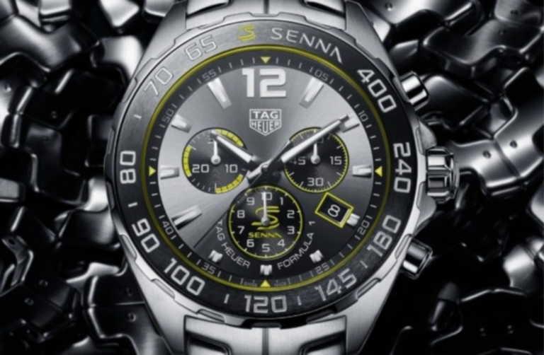 Η TAG Heuer αποτίει φόρο τιμής στον Άιρτον Σένα με δύο απίστευτα ρολόγια