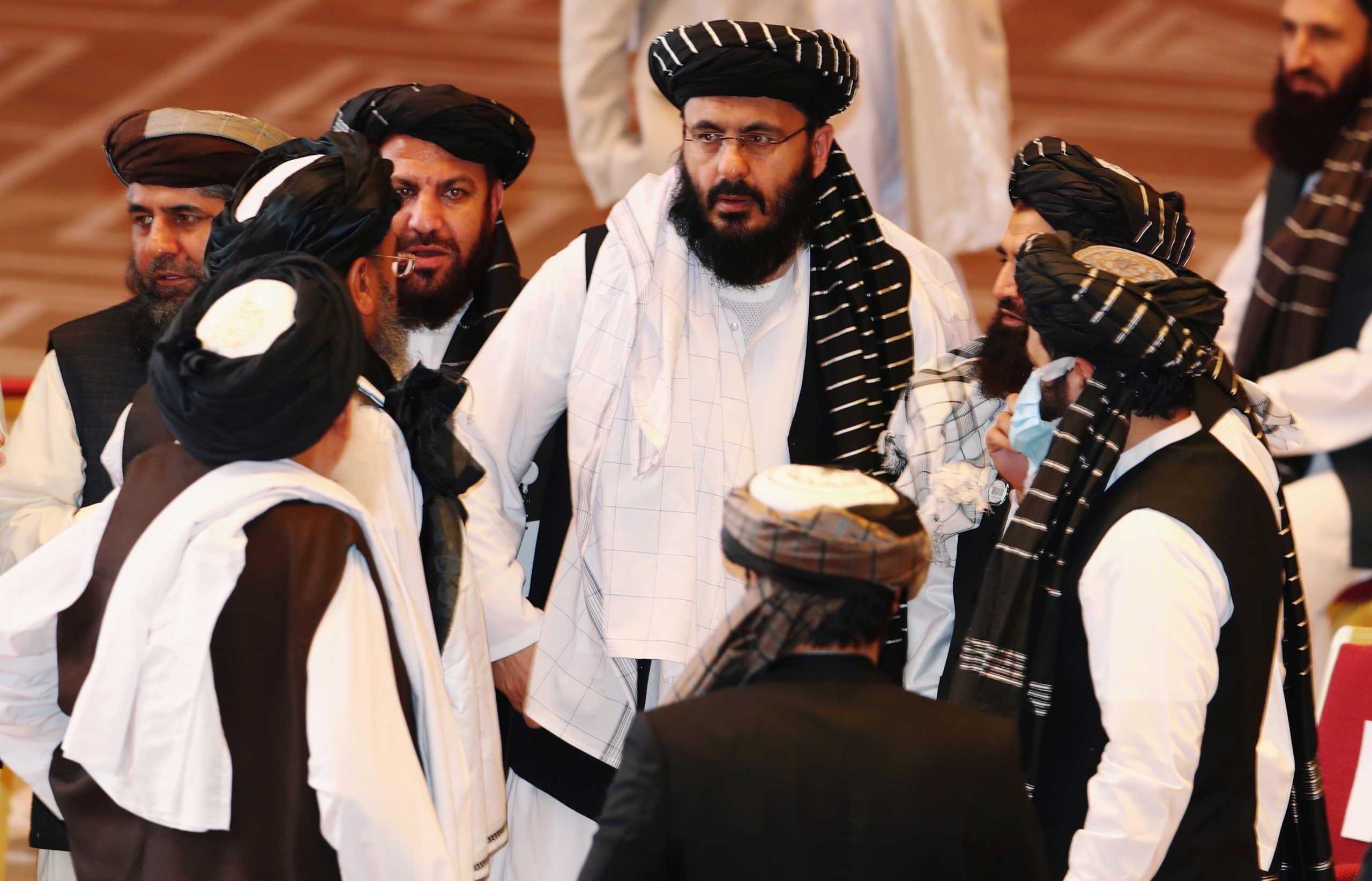 Οι Ταλιμπάν στηρίζουν τον Τραμπ για την προεδρία των ΗΠΑ