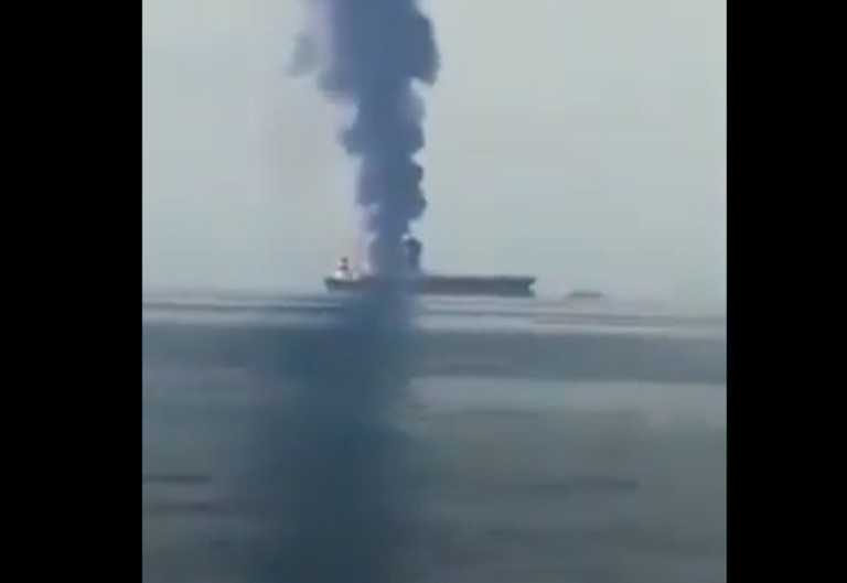Ρωσία: Τρεις αγνοούμενοι από έκρηξη σε τάνκερ χωρίς φορτίο