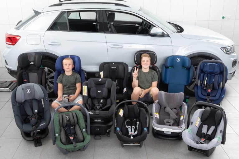 Τα καλύτερα παιδικά καθίσματα αυτοκινήτου και δύο μοντέλα που πρέπει να αποφύγετε! [vid]