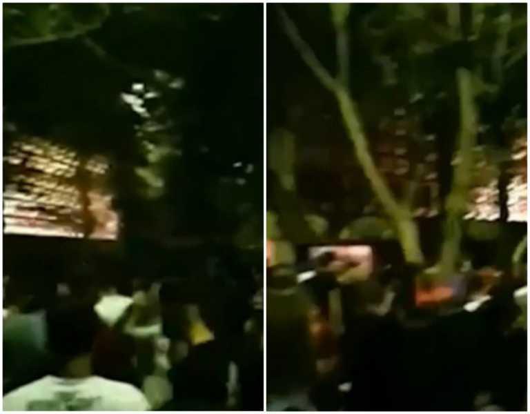 Κορονοϊός: Χαμός από μεταμεσονύχτια πάρτι στη Θεσσαλονίκη (video)