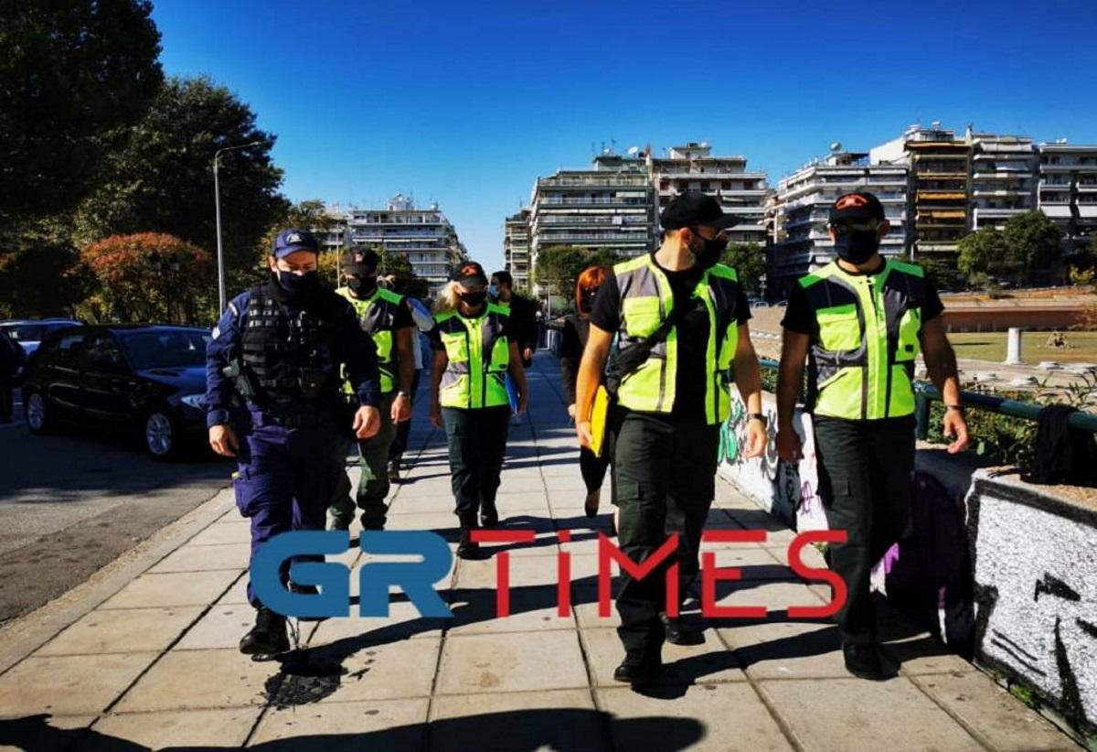 Θεσσαλονίκη μέτρα για κορονοϊό