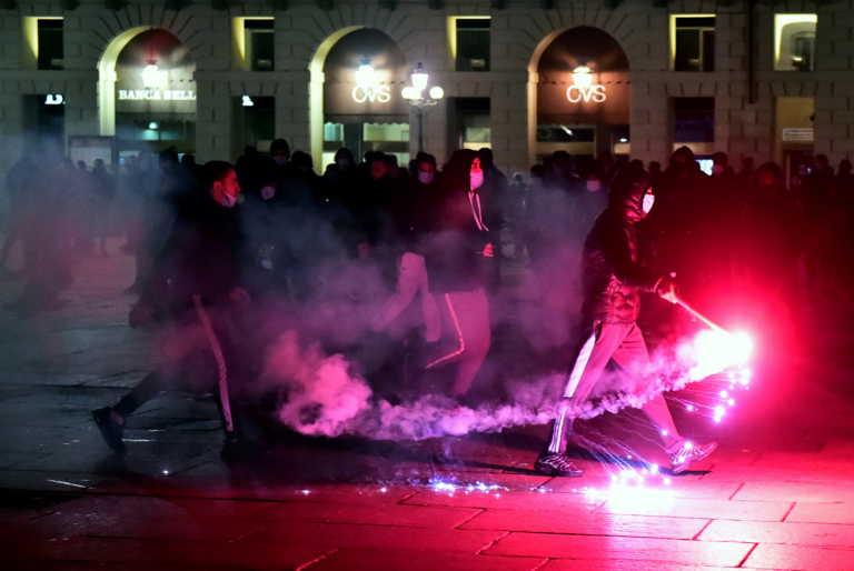Κορονοϊός: «Κόλαση» σε Τορίνο και Μιλάνο για τα μέτρα της κυβέρνησης! video
