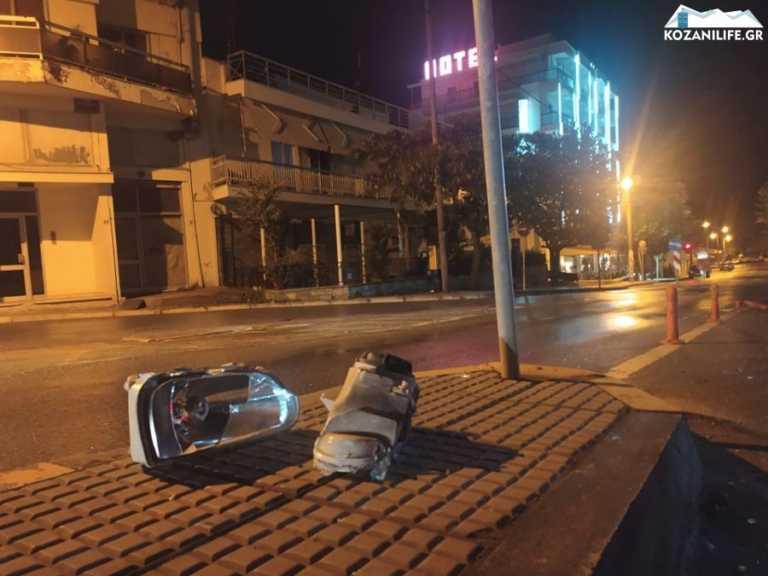 Κοζάνη: Σηκώθηκε και έφυγε μετά από αυτές τις εικόνες που προκάλεσε σε τροχαίο ατύχημα (Φωτό)