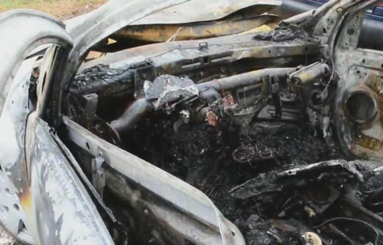 Αργολίδα: Φρικτό τροχαίο με απανθρακωμένο οδηγό! Κάηκε ζωντανός μέσα σε αυτό το αυτοκίνητο (Βίντεο)