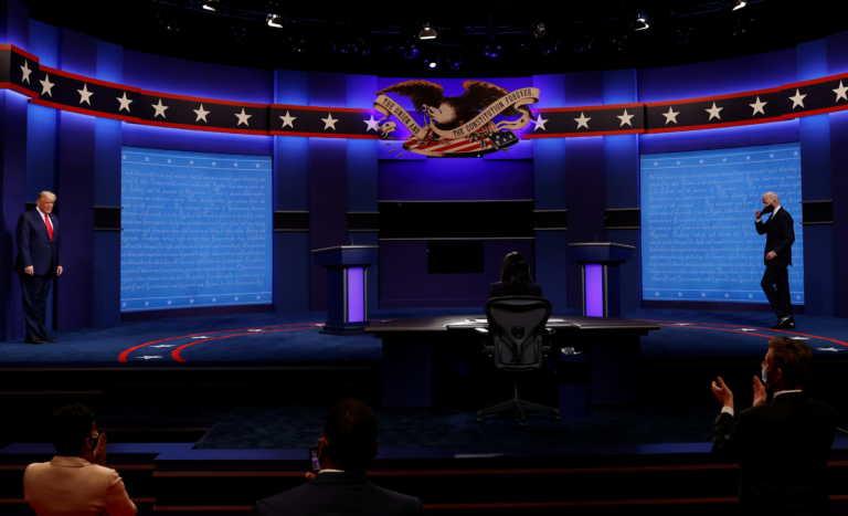 Αμερικανικές εκλογές: Live το τελευταίο debate – Τραμπ σε Μπάιντεν: Πήρες 3,5 εκατ. από τον Πούτιν!