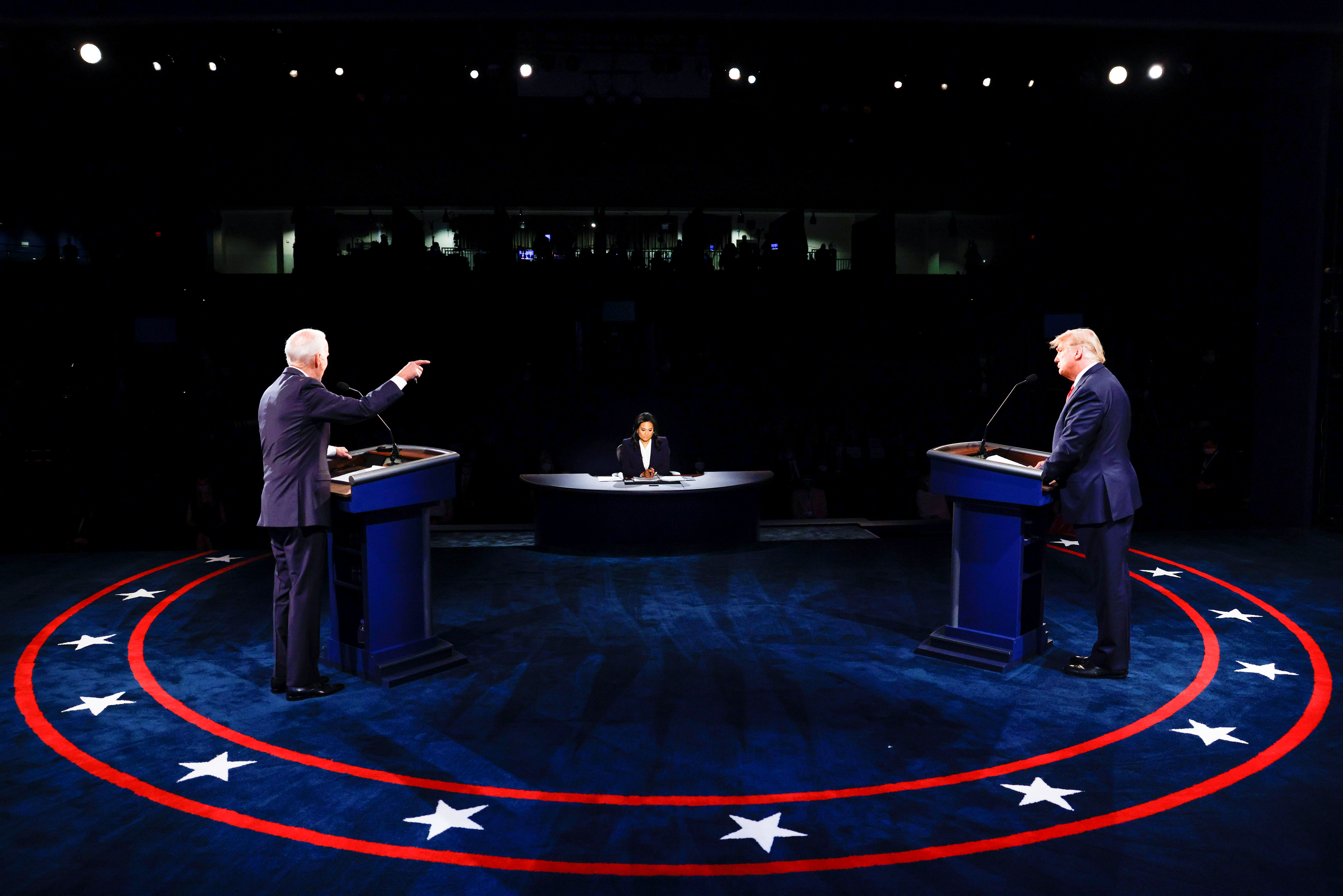 Αμερικανικές εκλογές: Με εξάρσεις το debate – Τραμπ: Πήρες λεφτά από τον Πούτιν – Μπάιντεν: Είσαι ψεύτης