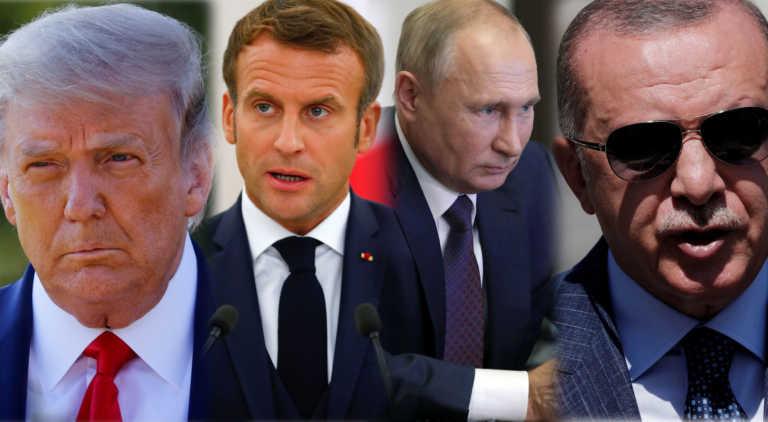 Ναγκόρνο Καραμπάχ: Κατάπαυση πυρός ζητούν Τραμπ, Πούτιν, Μακρόν – Ερντογάν: Μη μπλέκεστε!