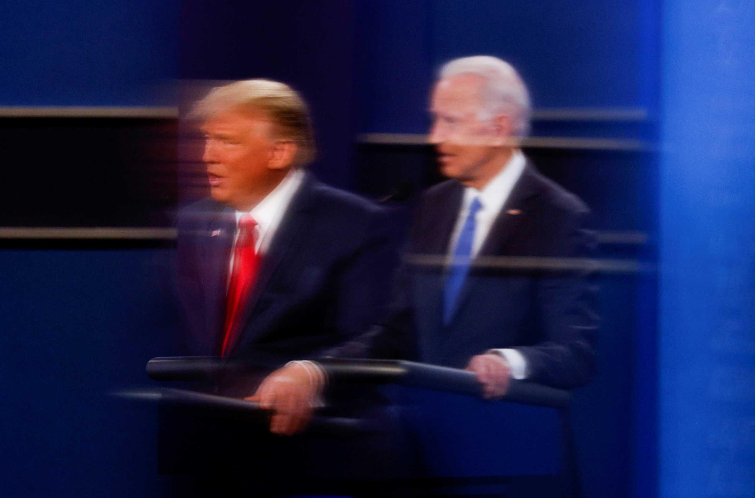 Ντόναλντ Τραμπ και Τζο Μπάιντεν υποψήφιοι στις αμερικανικές εκλογές