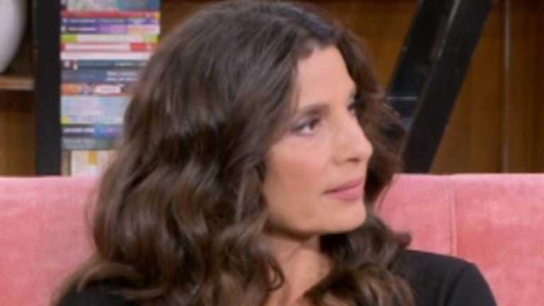 """Συγκινεί η Πόπη Τσαπανίδου: """"Μου λείπει ο σύζυγός μου να μου πει τα κατάφερες, πάλι θα κλάψω"""""""