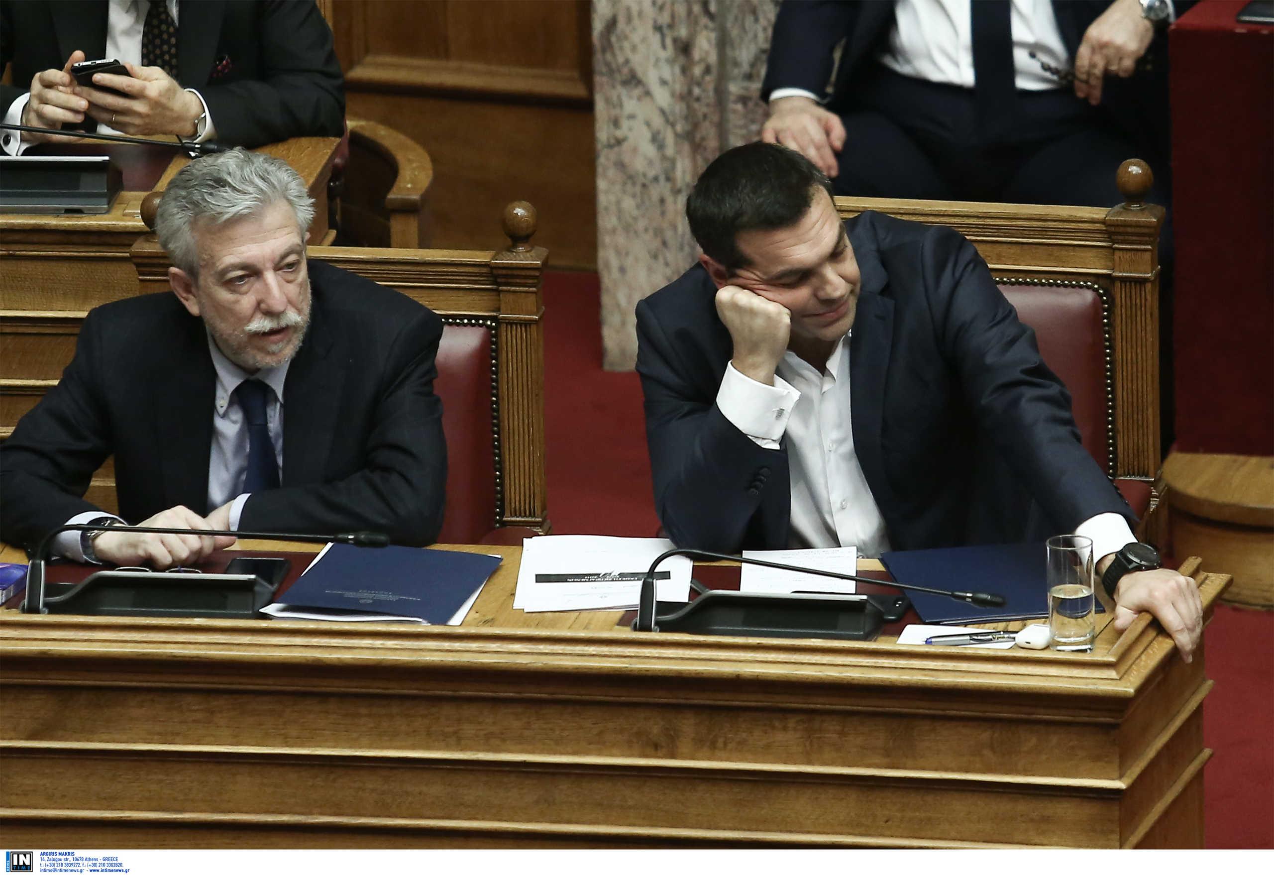 Σκοτώνονται ΣΥΡΙΖΑ και Κοντονής – «Μνημείο συκοφαντίας και σταλινισμού», η ανακοίνωση λέει ο πρώην υπουργός