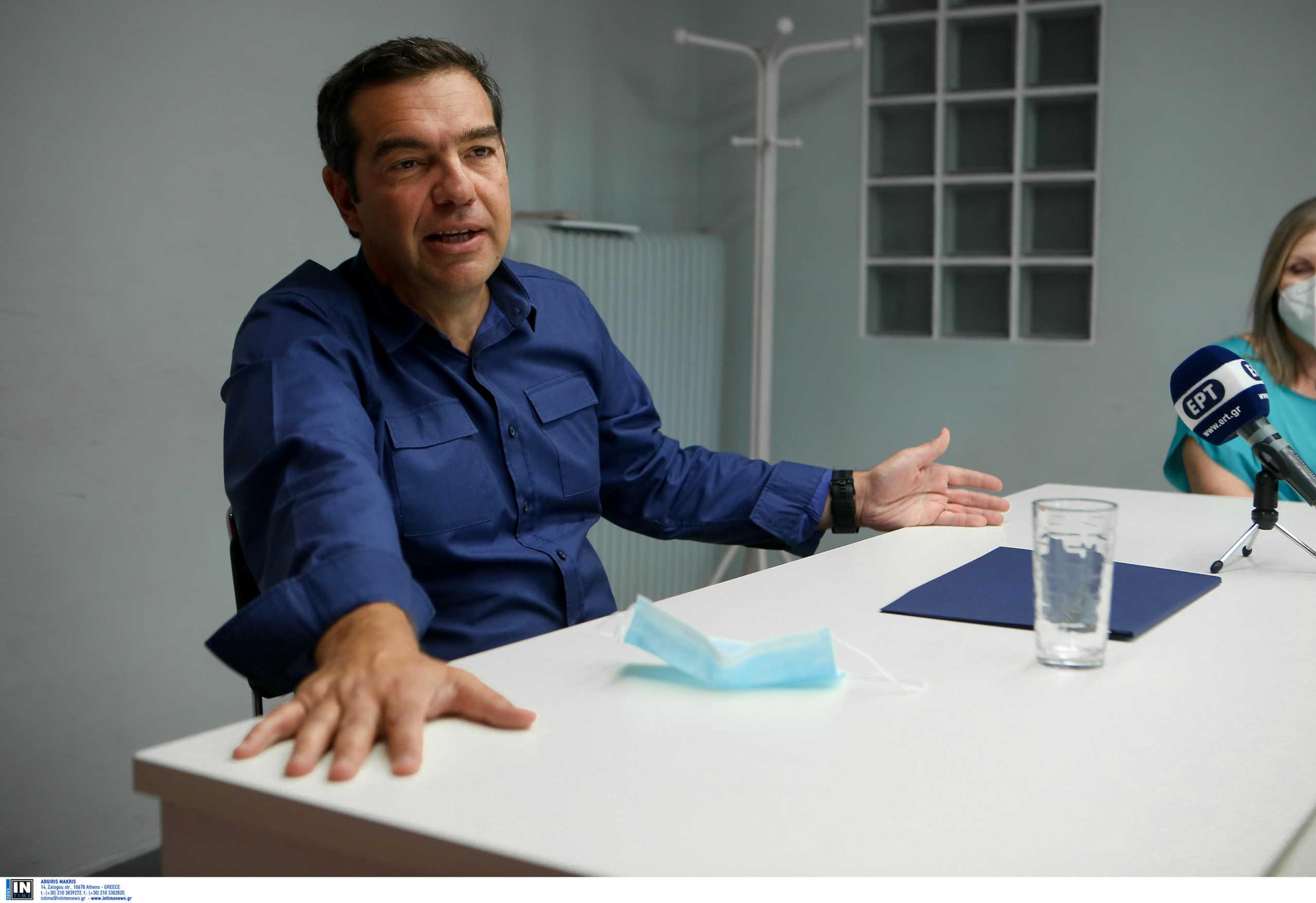 Τσίπρας για Ικαρία: Δεν πρόκειται για επαναλαμβανόμενη ανεμελιά αλλά για αλαζονεία