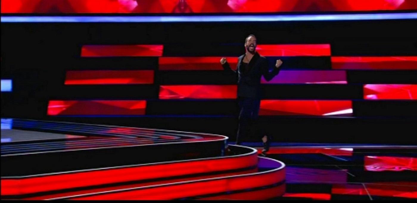 The Voice: Ξετρελάθηκε ο Μουζουράκης με την φιλόλογο – Χοροπηδούσε και πανηγύριζε