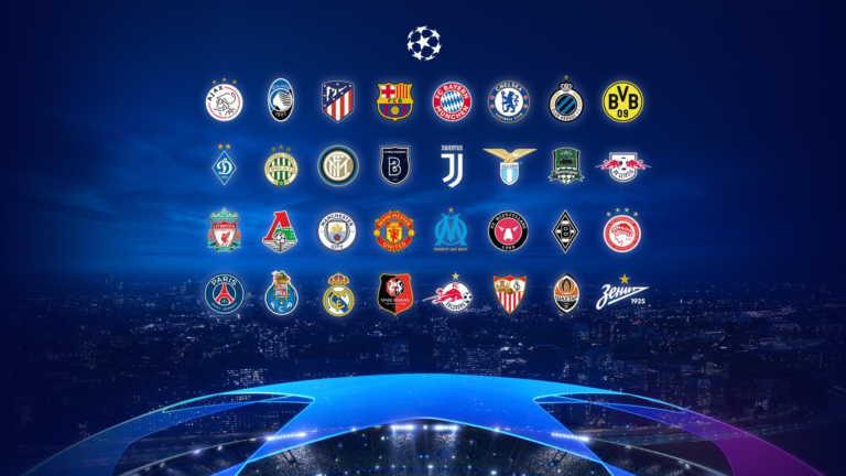 Κληρώνει για τον Ολυμπιακό στους ομίλους του Champions League