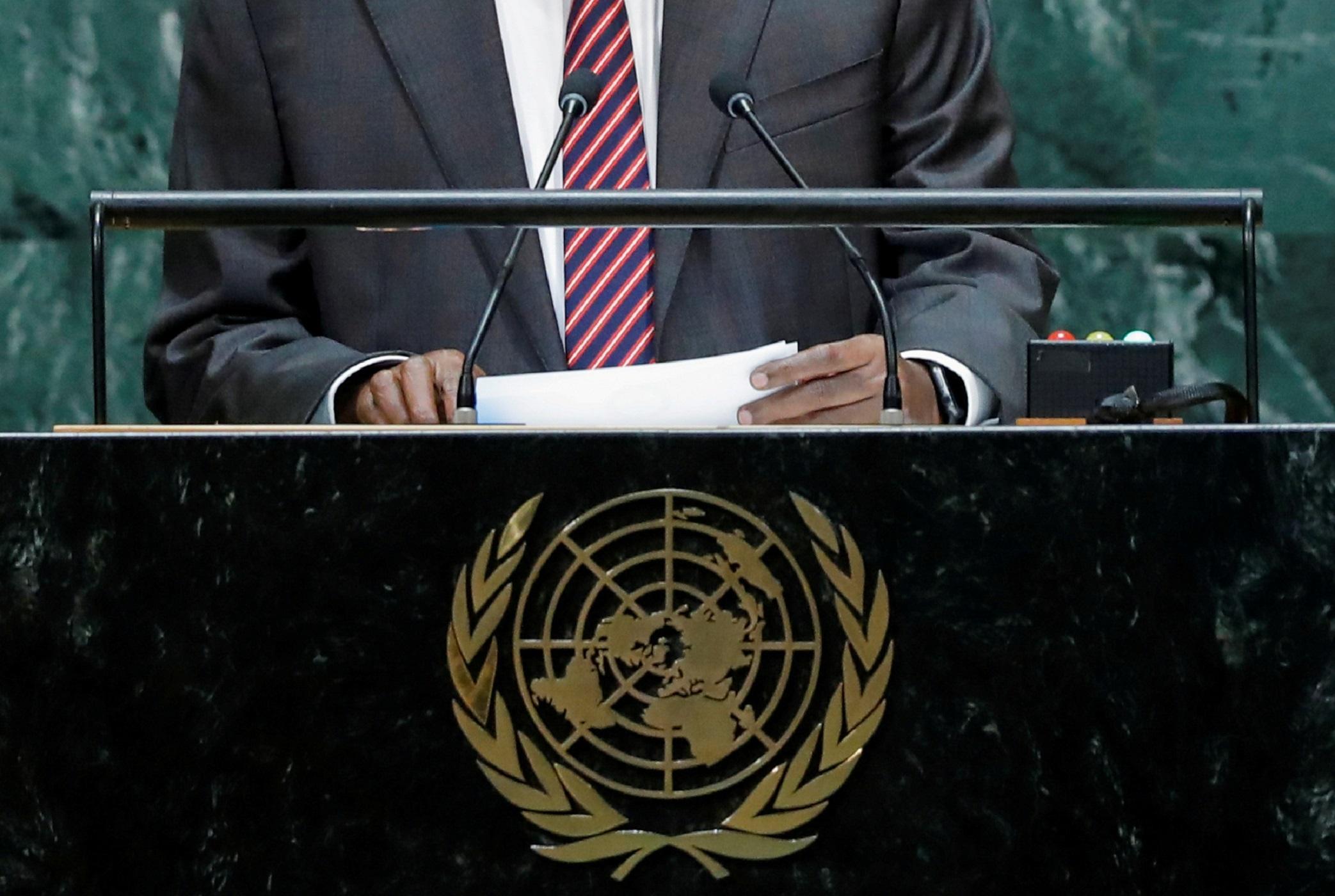 ΟΗΕ: 100 εκατομμύρια δολάρια για 7 χώρες ανάμεσά τους και η Αιθιοπία