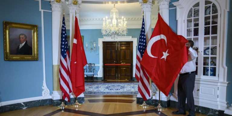 Ρίχνει λάδι στη φωτιά ο Ερντογάν: Στη φυλακή για τρομοκρατία κυβερνητικός υπάλληλος των ΗΠΑ στην Τουρκία!