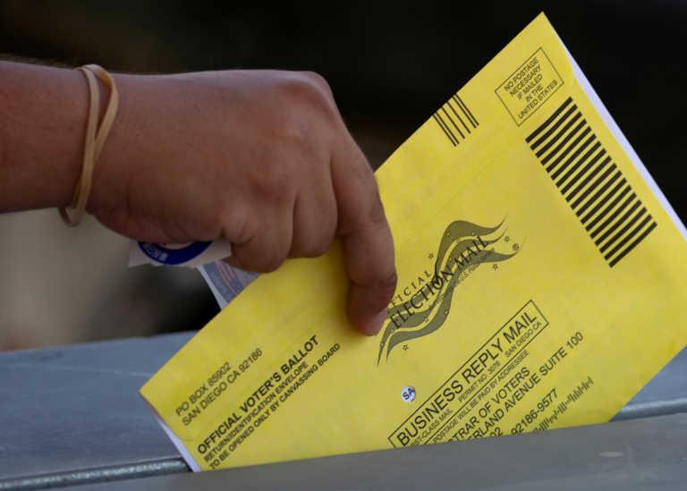 Αμερικανικές εκλογές: Γιατί η επιστολή ψήφος μπορεί να τις… εκτροχιάσει