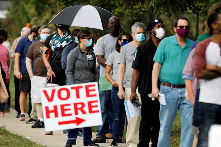 Αμερικανικές εκλογές: Δεν ψηφίζουν μόνο για Πρόεδρο στις 3 Νοεμβρίου
