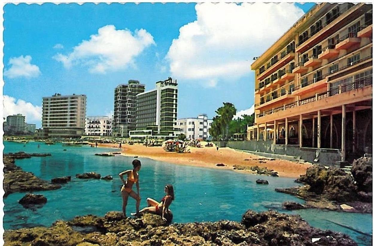 Βαρώσια: Η πόλη φάντασμα ήταν κάποτε η «γαλλική ριβιέρα» της Κύπρου – Ποιοι διάσημοι τα επέλεγαν για τις διακοπές τους