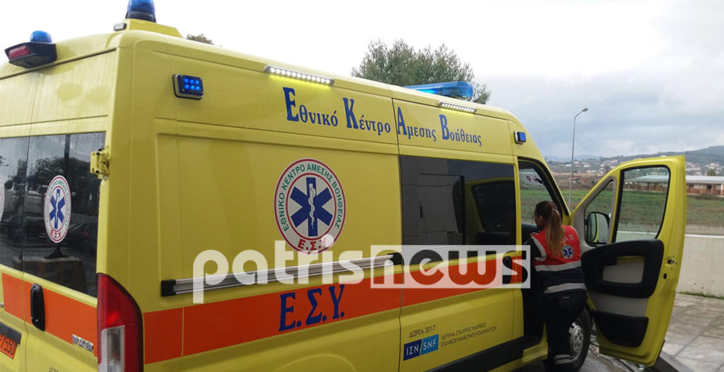 Ηλεία: Τραγωδία στο Βαρθολομιό! Αυτοκίνητο παρέσυρε μηχανή – Δύο νεκροί