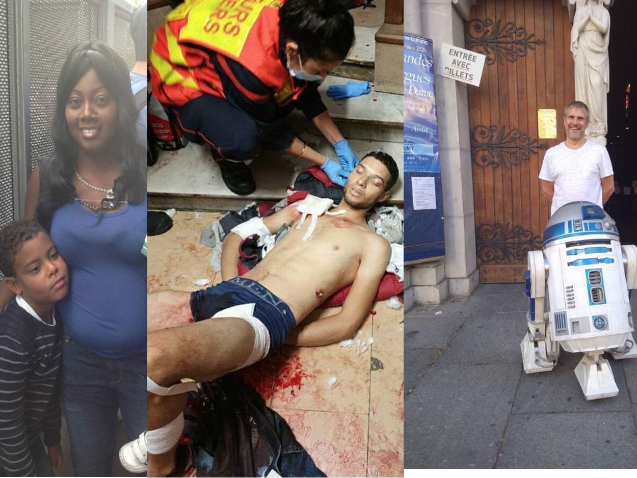 Νίκαια: Οπλισμένος με 3 μαχαίρια και ένα Κοράνι ο 21χρονος έπνιξε στο αίμα την εκκλησία της Παναγίας
