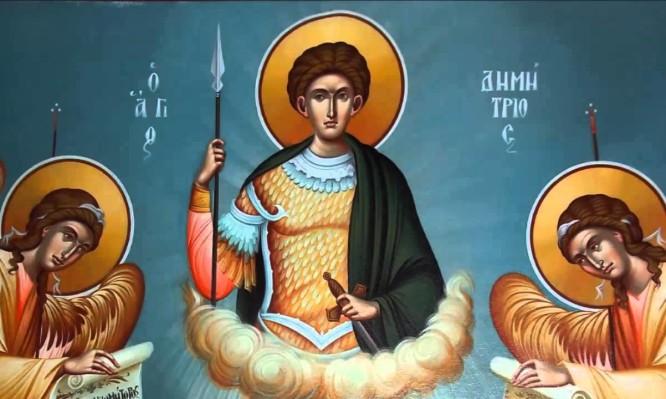 Άγιος Δημήτριος ο Μυροβλήτης: Ο βίος και το μαρτύριο του προστάτη της Θεσσαλονίκης