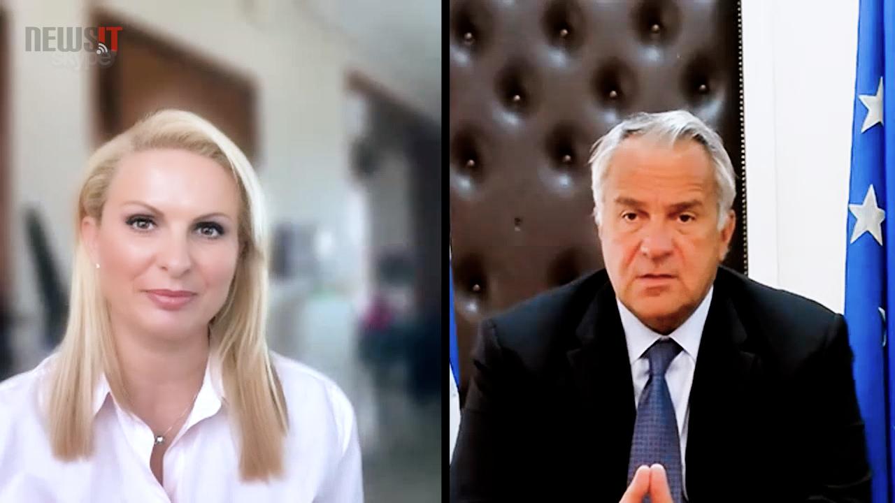 Βορίδης στο newsit.gr: Ποιοι, πότε και πως θα αποζημιωθούν για τον «Ιανό»
