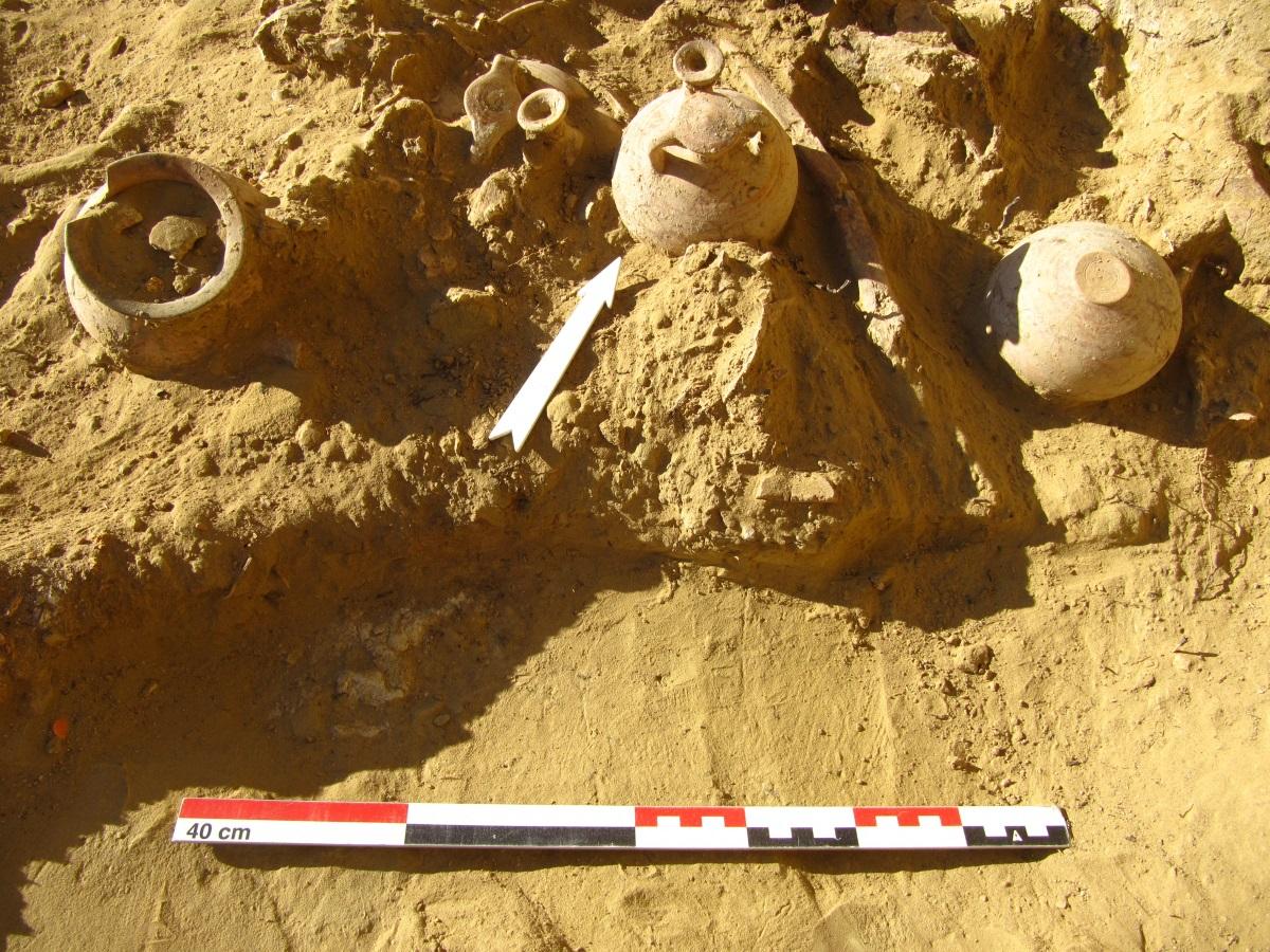 ευρήματα αρχαία στο Αίγιο