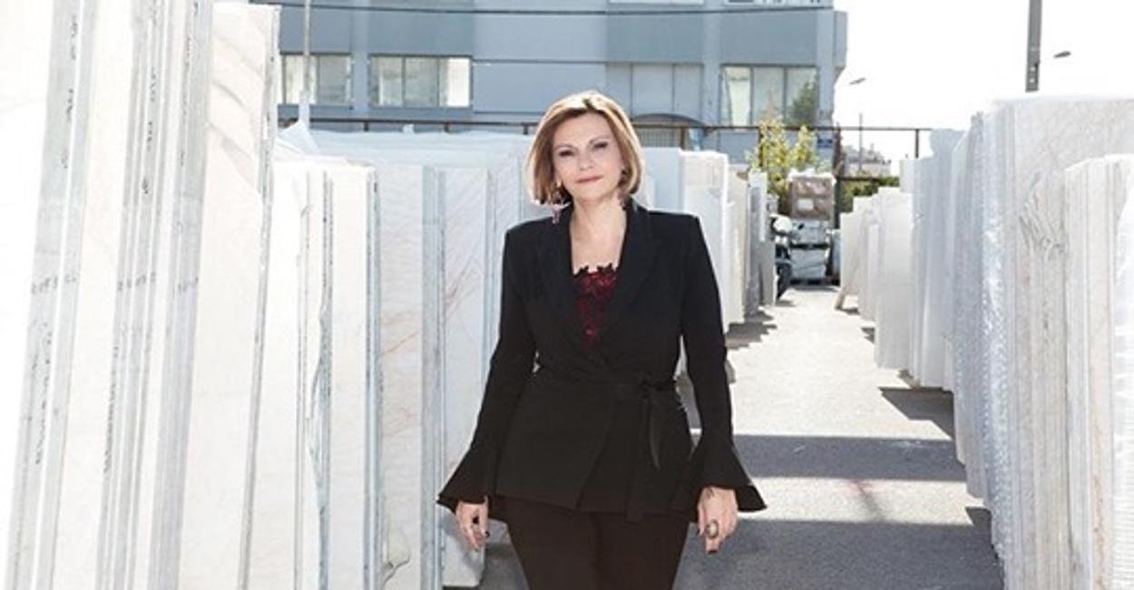 Η mrs Ικτίνος, Ι. Χαϊδά, που «μάχεται» για τους Έλληνες μαρμαράδες μιλάει στο newsit.gr