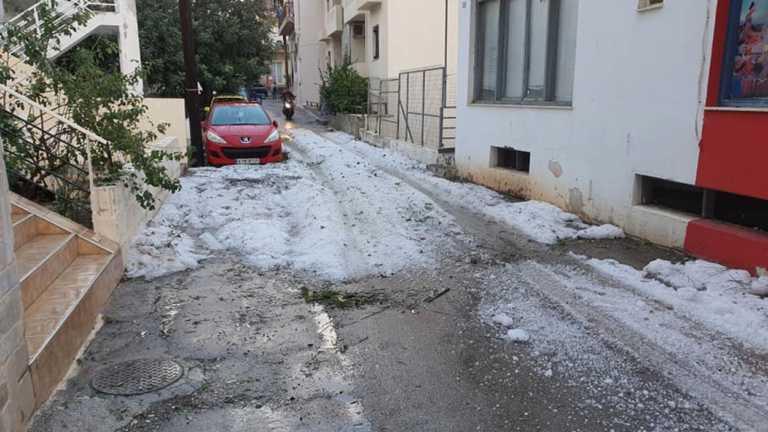 Καιρός: Η «ψυχρή λίμνη» φέρνει έντονα φαινόμενα στην Κρήτη! Πολλή βροχή έως την Πέμπτη