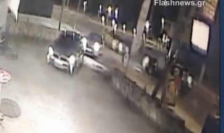 Χανιά: Η στιγμή του σφοδρού τροχαίου έξω από το Πολυτεχνείο! Βίντεο – ντοκουμέντο