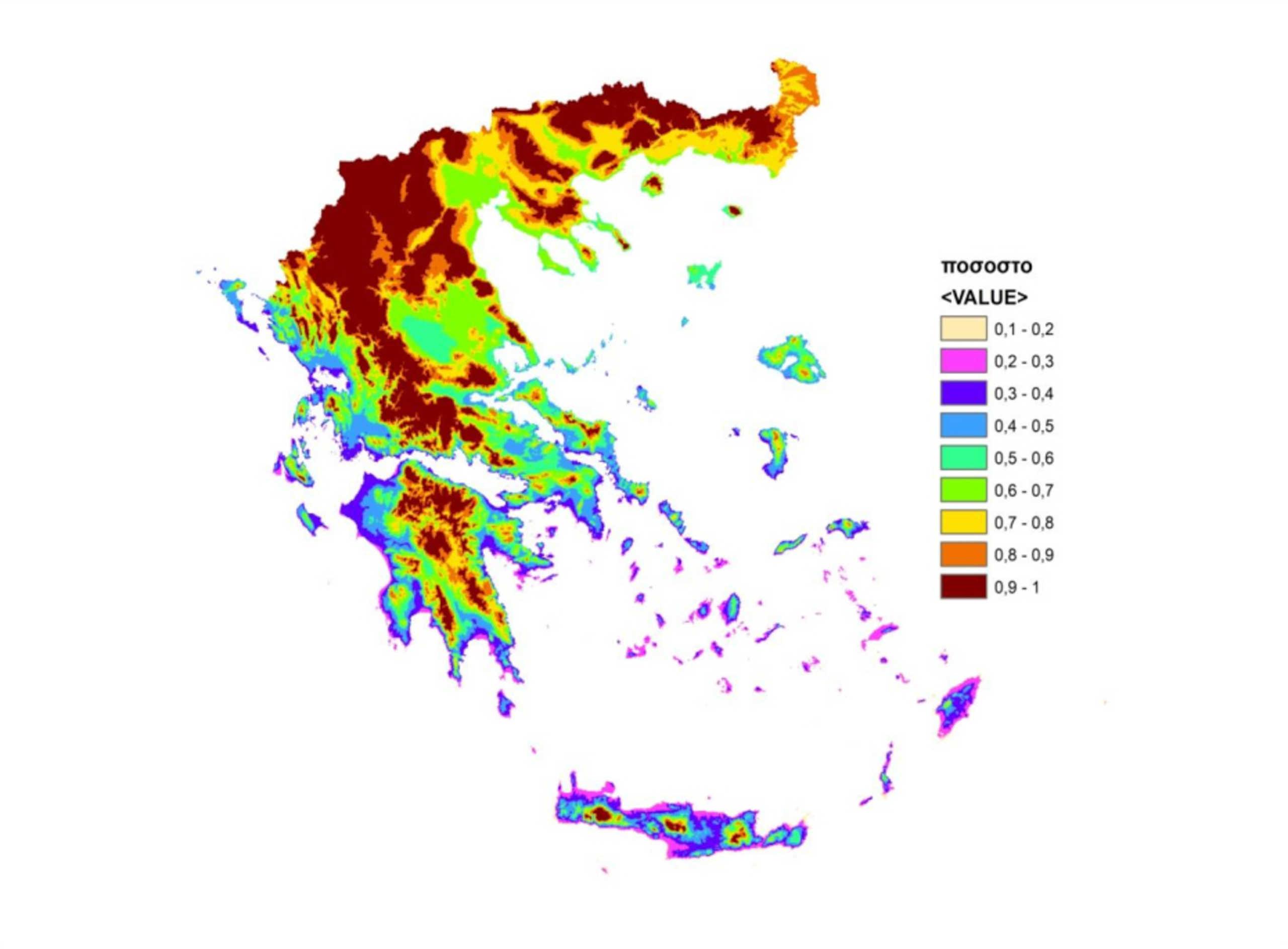 χάρτης για επίδομα πετρελαίου θέρμανσης