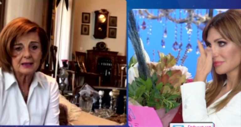Γράμμα Για Εσένα: Βούρκωσε η Βίκυ Χατζηβασιλείου στην πρεμιέρα με την έκπληξη των συνεργατών της