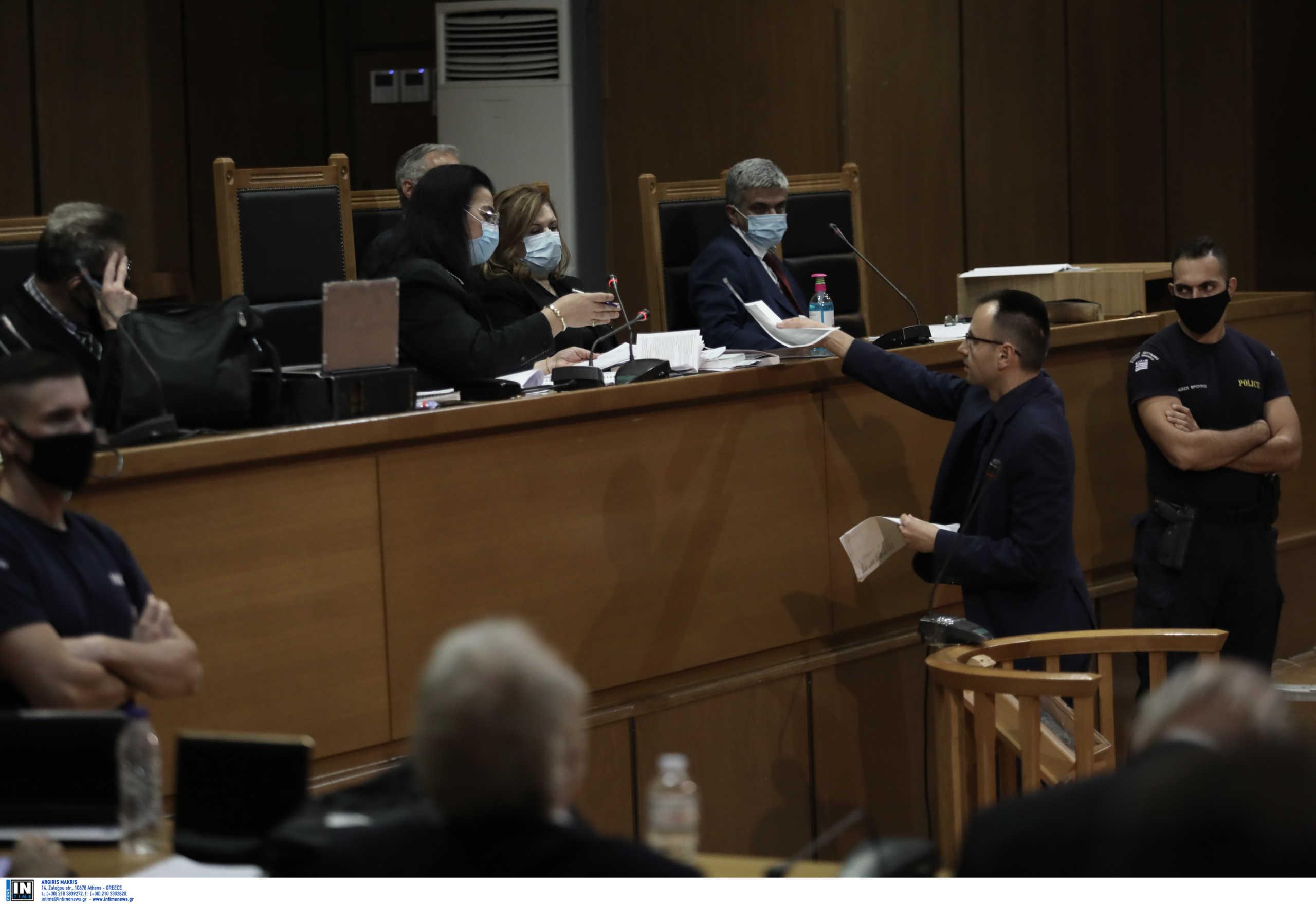 Δίκη Χρυσής Αυγής: Αύριο στις 12 οι ποινές για τους καταδικασθέντες