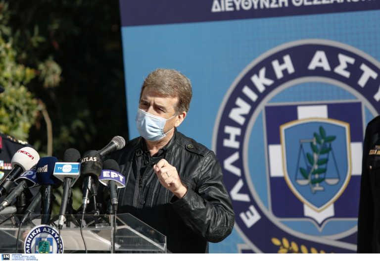 """Χρυσοχοΐδης: Άλλοι 800 συνοριοφύλακες στη Βόρεια Ελλάδα – Αυτή είναι η ομάδα """"Δράση"""""""