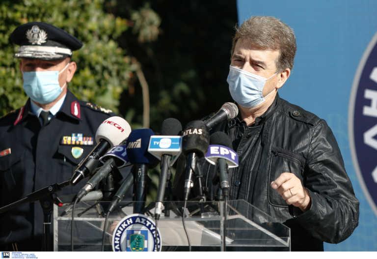 Χρυσοχοΐδης: Δεν θα ανεχθούμε τους ασυνείδητους που παραβαίνουν τις οδηγίες των ειδικών