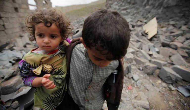 """Υεμένη: Πρωτόγνωρα επίπεδα υποσιτισμού στα παιδιά! """"Πλησιάζουμε σε μη αναστρέψιμο σημείο"""""""